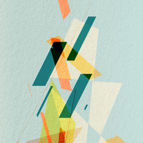 Featured image for SPQ's website, an abstract graphic made of geometric, intersecting shapes.