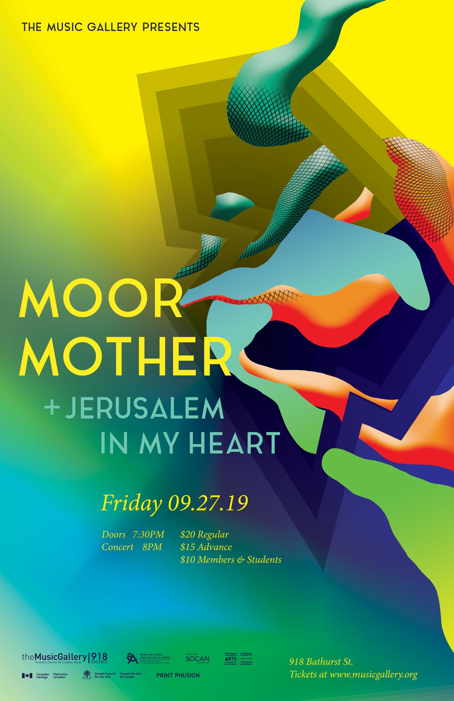 Moor Mother poster